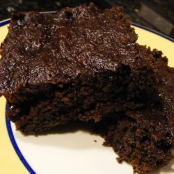 Fudgy Wudgy Blueberry Brownies recipe