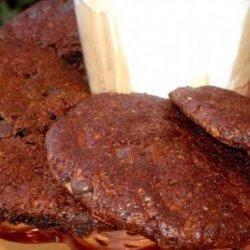 Mocha Chip Cookies recipe