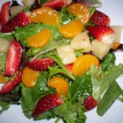 Chicken and Citrus Salad recipe