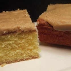 Maple Bar Cake recipe