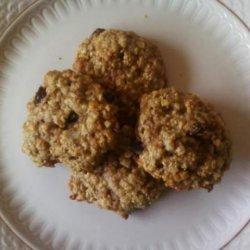 Big Fat Oatmeal Raisin Cookies recipe