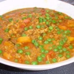 African Vegetable Stew recipe