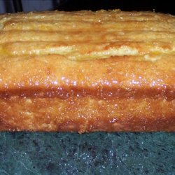 Luscious Lemon Pound Cake recipe