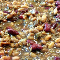 Not Your Ordinary Boston Baked Beans recipe
