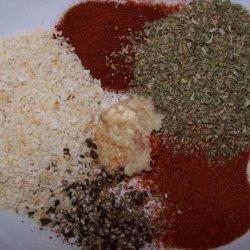 Jamie Oliver's Cajun Spicy Rub recipe