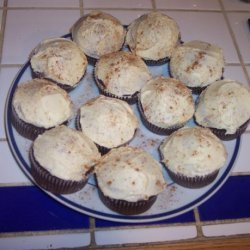 Chai Tea Cupcakes recipe