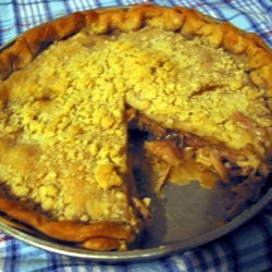 Moravian Chicken Pie recipe
