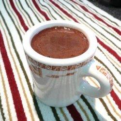 Honey & Almond Spanish Hot Chocolate recipe
