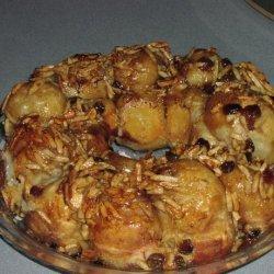 Sweet Rolls Overnight recipe