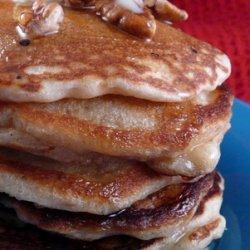 Grandma's Sourdough Pancakes recipe