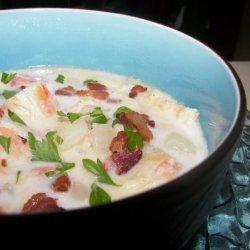 Crab Chowder recipe