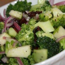Broccoli Salad With a Twist recipe