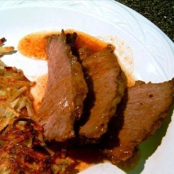 Someone's Grandma's Brisket recipe