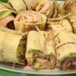 Club Wrap recipe