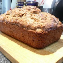 Pecan Carrot Bread or Muffins recipe