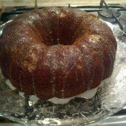 Fig   Preserve Cake recipe