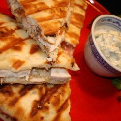 Won't You Be My Gyro Chicken Panini recipe