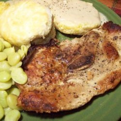 Simply the Best Skillet Pork Chops Ever recipe