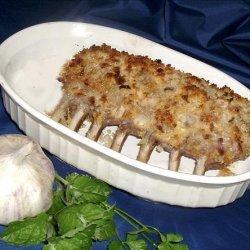 Rack of Lamb Dijon recipe