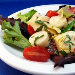 Marinated Hearts of Palm Salad recipe