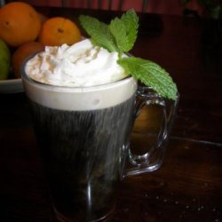 Coffee With Mint recipe