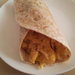 Light Breakfast Burrito recipe
