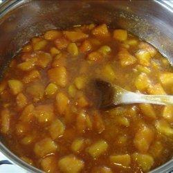Papaya and Mango Jam recipe