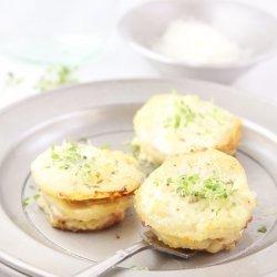 Ham Potato Scallop recipe