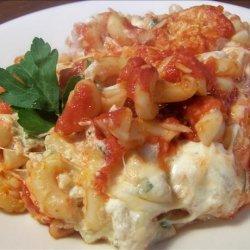 Pasta Al Forno (Baked Macaroni) recipe