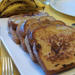 Greaneyes' Banana French Toast recipe