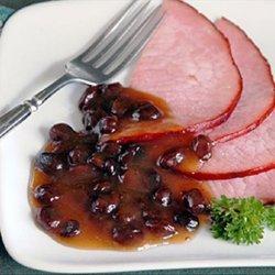 Easy Raisin Sauce for Ham recipe