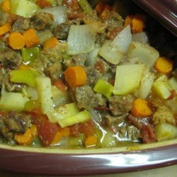 Oven Baked Beef Stew recipe