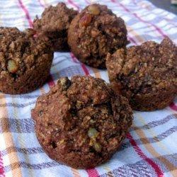 High Fiber Low Calorie Bran Muffins recipe