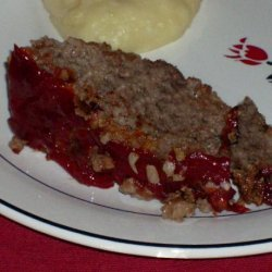 Betty Crocker's Savory Meatloaf recipe