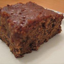 Mary's Prune Cake recipe