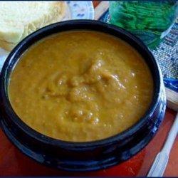 Cream of Sun-Dried Tomato Soup recipe