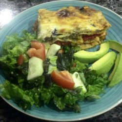Vegetarian Eggplant Lasagna recipe