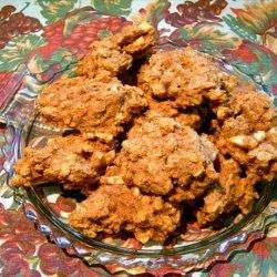 Healthy Harvest Cookies recipe