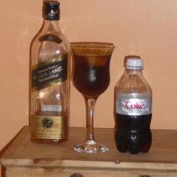 Crown and Coke recipe