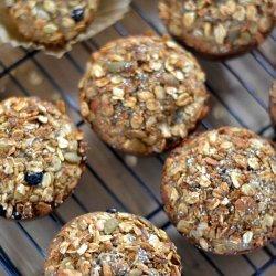 Breakfast Oatmeal Muffins recipe