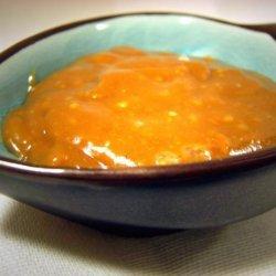 Creamy Caramel Peanut Butter Dip recipe