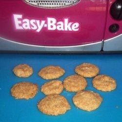 Easy Bake Oven Butter Cookies recipe