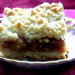 Apple Cake with a Crumble Topping recipe