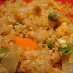 Quinoa Scramble recipe