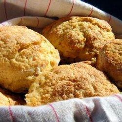 Orange Tea Biscuits recipe