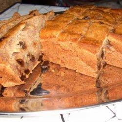Zucchini Honey Cake recipe