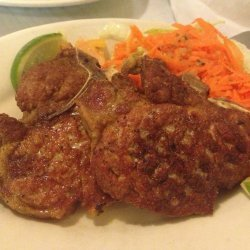 Yummy Pork Chops recipe