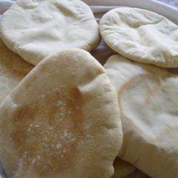 flat bread or khoubiz recipe