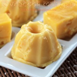 Corn Custard recipe
