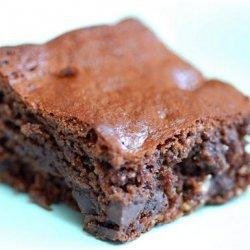 Gluten Free Chocolate Chip Brownies recipe